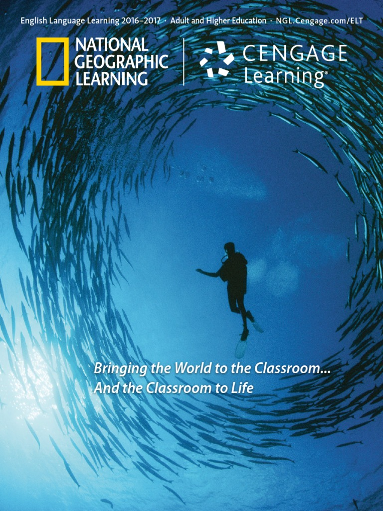Ngl Englishlearning 1617 | Adult Education | Classroom