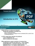 CFX--Transient