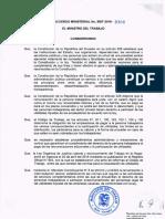 Acuerdo 0308 Utilidades 2017