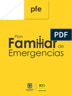Plan de Emergencia Familiar