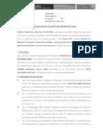 modelo demanda alimentos peru