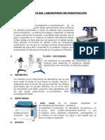 Instrumentos Del Laboratorio de Investigación