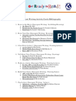 emergentwritingactivitycardsbibliography