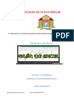 Libro de Excel Aniuska