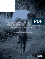 La Evaluación Rápida de Poblaciones Vulnerables.a5