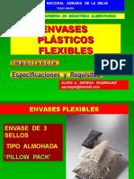 Clase 5, 6 y 7 . Envases Flexibles ( 3 Sesiones )