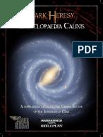 Encyclopedia Calixis v0.4