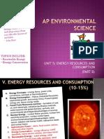 apes review five energy partb handout