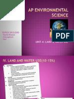 apes review four landandwateruse handout