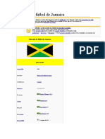 Selección de Fútbol de Jamaica