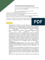 Parcial de UBP Introduccion Ciencias Sociales Politicas II