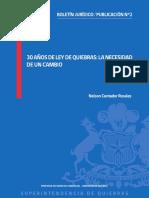 Apunte 1. 30 años de la ley de quiebras. Necesidad de un cambio..pdf