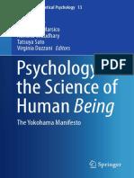 Valsiner Et Al - Psychology as the Science of Human Being