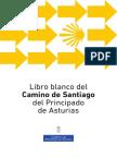 Libro Blanco Camino Santiago Principado
