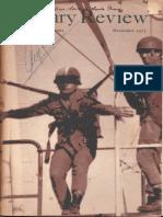 Aeromovilidad Soviética y Militarismo Japones, Military Review