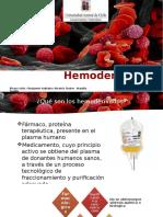 SEMINARIO 6 Hemoderivados
