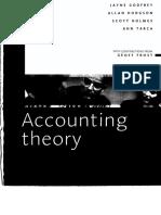 Accounting Theory Godfrey 6th Ed