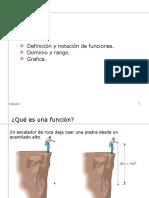 DefinicionFuncion