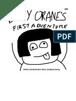 Baby Orane's 1st Adventure