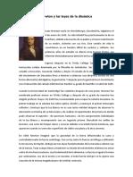 Newton y Las Leyes de La Dinámica