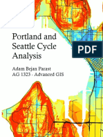 Adanced GIS Final Project 2 - Adam Parast
