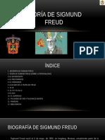 Teoría de Sigmund Freud