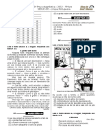 1ª P.D - 2013 (Port. 5º ano - Blog do Prof. Warles).doc