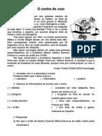 Prova Portugues Contextualizada