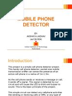 Mobile Phone Detector1