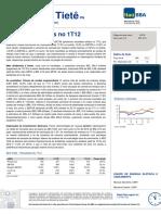 GETI - Resultados Fortes No 1T12_Itau