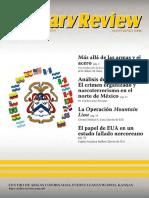 Crimen Organizado en El Norte de México, Military Review