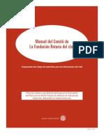 Manual de La Fundacion Rotaria