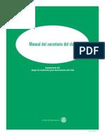 Manual Del Secretario