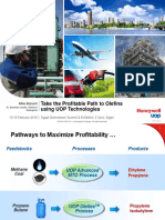 Mike-Banach-UOP-2016 Presentation on Oleflex Operating Units