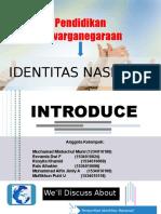 Kelompok 1 Identitas Nasional