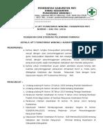 13-SK Kebijakan Dan Standar Pelayanan Farmasi