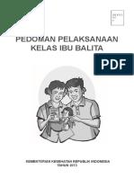 Pedoman Pelaksanaan Kelas Ibu Balita.pdf