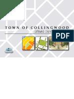 Collingwood Urban Design Manual