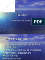 Pollution Indicators & Its Methods