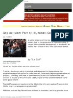 Gay Activism Part of Illuminati Conspiracy - henrymakow.com.pdf