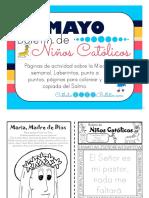 2017 Mayo Boletin de Catolicos Ninos