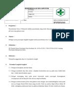 8.1.1.1. SOP Pemeriksaan Urine 3 Parameter