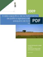 Analisis de programas y proyectos de la SAGARPA Vol II.pdf