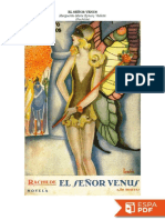 El Senor Venus - Rachilde (3)
