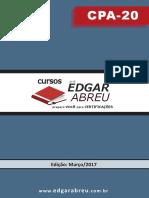 Apostila Edgar Abreu