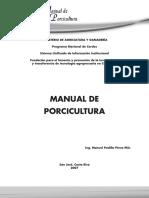 Manual de Porcinocultura