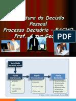 Estrutura de Decisão Pessoal