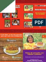 Recetas Nutritivas Comunidad Shawi