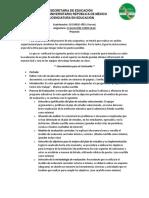 Instrucciones Evaluacion Curricular