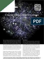 Il mondo interconnesso e la privacy